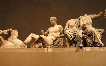 «Τα Γλυπτά του Παρθενώνα δεν ανήκουν στην Ελλάδα»