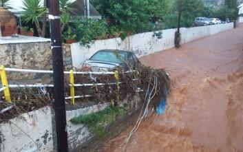 Σε έκτακτη ανάγκη κηρύχθηκαν όλες οι πληγείσες περιοχές της Μεσσηνίας