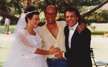 Ο «γάμος» της Ελευθερίας Αρβανιτάκη με... τον Γιάννη Πάριο