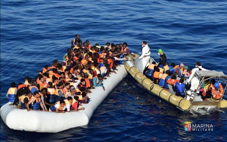 Νέα κονδύλια αναζητά η Ιταλία για τη φιλοξενία των προσφύγων