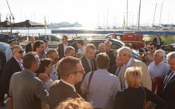 Μητσοτάκης: Το Λαύριο να γίνει το δεύτερο ουσιαστικό λιμάνι της Αττικής