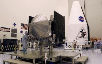 Έτοιμος για εκτόξευση ο ρομποτικός «κυνηγός» αστεροειδών Osiris-REx