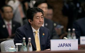 Προσπάθειες για συνάντηση του Ιάπωνα πρωθυπουργού με τον Ιρανό πρόεδρο