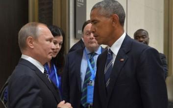 Διπλωματικός πόλεμος ΗΠΑ - Ρωσίας μετά την απόφαση Ομπάμα να απελάσει Ρώσους διπλωμάτες