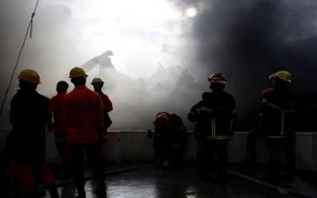 Τριάντα ένας νεκροί από πυρκαγιά σε εργοστάσιο του Μπανγκλαντές