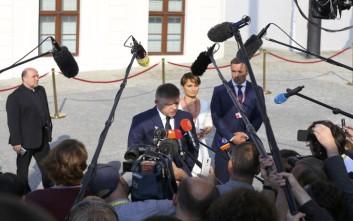 Πρωθυπουργός Σλοβακίας: Θέλουμε όλοι να δείξουμε ενότητα