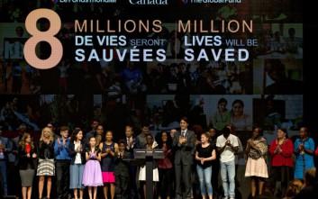 Το Διεθνές Ταμείο για το AIDS, τη φυματίωση και την ελονοσία συγκέντρωσε 13 δισ. δολάρια