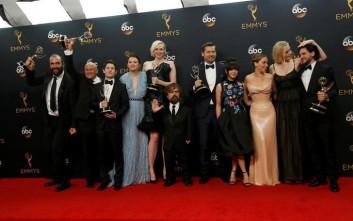 «Game of Thrones» και «Veep» οι καλύτερες τηλεοπτικές σειρές στα βραβεία Emmy