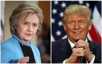 Ντόναλντ Τραμπ και Χίλαρι Κλίντον χαιρετίζουν την καταδίκη του Χάρβεϊ Γουάινστιν