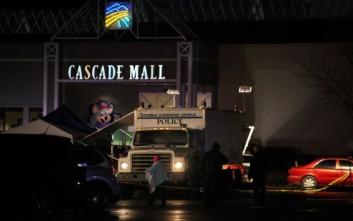 Συνελήφθη ένας ύποπτος για την επίθεση σε εμπορικό κέντρο στην Ουάσινγκτον