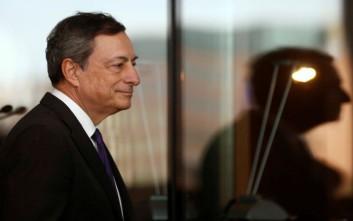 Μάριο Ντράγκι: Η πορεία της Ελλάδας είναι ένα success story