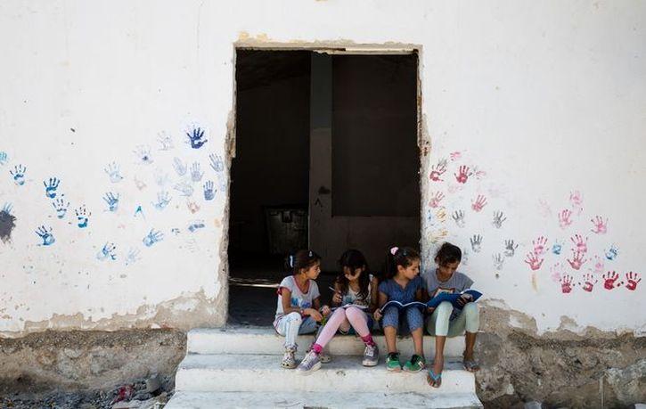 «Να θεωρείται δεδομένο ότι τα παιδιά των προσφύγων θα πάνε σχολείο»