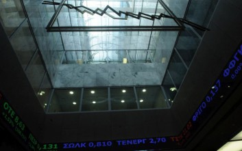 Χρηματιστήριο: Κλείσιμο με οριακή άνοδο