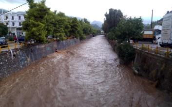 Από την εποχή Σαμαρά ζητούσε αντιπλημμυρικά ο δήμος Καλαμάτας