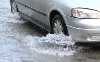 Αίτημα να κηρυχθεί πλημμυροπαθής ο δήμος Θερμαϊκού