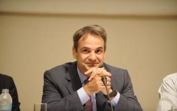 Μητσοτάκης: Η ΝΔ θα αποκαταστήσει τον ρόλο των συμβουλίων στα ΑΕΙ