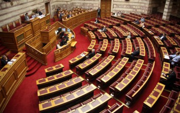 Καβγάς στη Βουλή με Φίλη και Χαρακόπουλο για τη γενοκτονία των Ποντίων