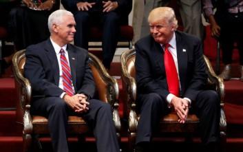 Ο υποψήφιος αντιπρόεδρος του Τραμπ ρίχνει τους τόνους για την πρώην ερωμένη του Μπιλ Κλίντον