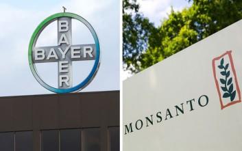 Η Bayer δίνει 65 δισ. δολάρια για τον «γάμο» με τη Monsanto