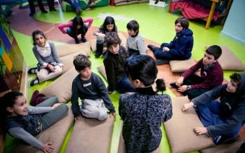 Καλλιεργώντας την αλληλεγγύη στη σχολική τάξη