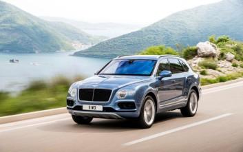 Αυτό είναι το πρώτο πετρελαιοκίνητο μοντέλο στην ιστορία της Bentley