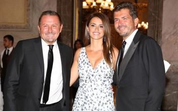 Αξέχαστο Gala Dinner της Carpisa στα ανάκτορα της Caserta στην Ιταλία