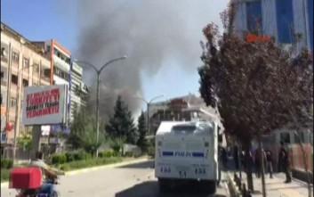 Δύο νεκροί από έκρηξη βόμβας στην Τουρκία