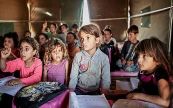 Συνάντηση Γαβρόγλου - Μουζάλα για την εκπαίδευση προσφύγων