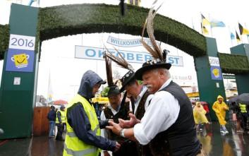 Εγκαίνια με αυξημένα μέτρα ασφαλείας για το Oktoberfest