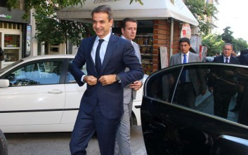 Τι λένε μέλη της πρώην ΟΝΝΕΔ Θεσσαλονίκης για τη μη υποδοχή Μητσοτάκη