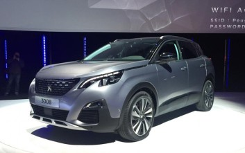 H Peugeot στην έκθεση «Παρίσι 2016»