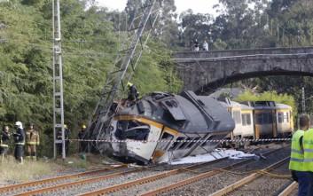 Φωτογραφίες και βίντεο από το σιδηροδρομικό δυστύχημα στην Ισπανία