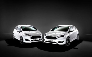 Νέες σπορ εκδόσεις των Ford Fiesta και Focus