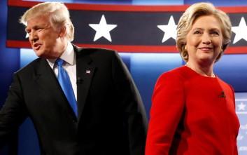 Σκληρή μάχη για τον Λευκό Οίκο στο παρά πέντε των εκλογών