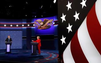 Το τέλος μιας προεκλογικής εκστρατείας που δίχασε τις ΗΠΑ