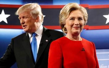 Η Χίλαρι το μεγάλο φαβορί των προεδρικών εκλογών