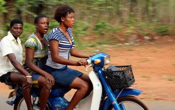 Έκρηξη στην αγορά μοτοσυκλετών της Αφρικής