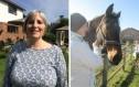 «Το άλογό μου μού αποκάλυψε ότι είχα καρκίνο του μαστού»