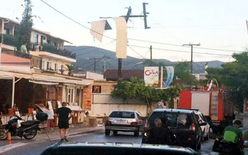 Ανεμοστρόβιλος σήκωσε στέγες στη Ζάκυνθο
