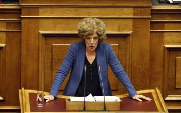 Αναγνωστοπούλου για γερμανικές αποζημιώσεις: Η Ελλάδα έχει όλα τα όπλα για τη διεκδίκησή τους