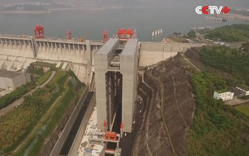 Ο «γίγαντας» των ανελκυστήρων που αντέχει έως 3.000 τόνους