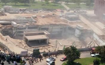 Αγνοούνται εργάτες μετά την κατάρρευση κτιρίου στο Τελ Αβίβ