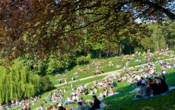 Πάρκο για γυμνιστές σχεδιάζει το Παρίσι