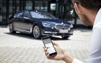 Εφαρμογή δίνει τη δυνατότητα ελέγχου της BMW από απόσταση