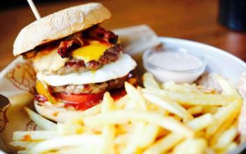 Butcher's Burger & Butcher's Steak House από το Χαλάνδρι στο Περιστέρι