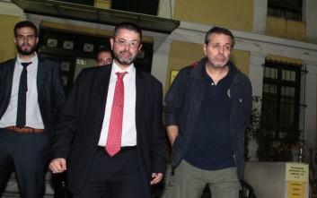 Ελεύθερος έφυγε από τα δικαστήρια ο Στέφανος Χίος