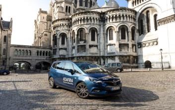 Ταξίδι στην Ευρώπη μέσω…  Instagram για το νέο Opel Zafira