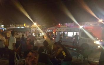 Τουλάχιστον δέκα νεκροί από την έκρηξη σε αγορά των Φιλιππίνων