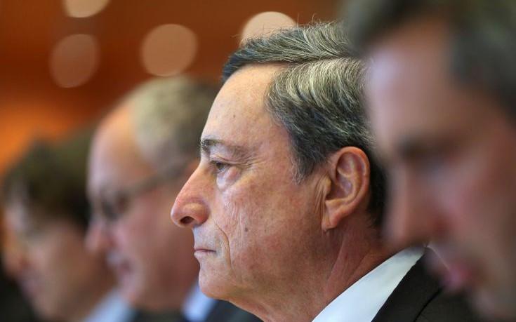 Οι όροι του Ντράγκι για να ενταχθεί η Ελλάδα στην ποσοτική χαλάρωση