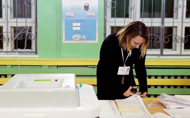 Ολοκληρώθηκε η προεκλογική εκστρατεία στη Ρωσία